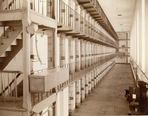 Wisconsin_State_Prison_Cell_BlockWisconsin_State_Prison_Cell_Blocks