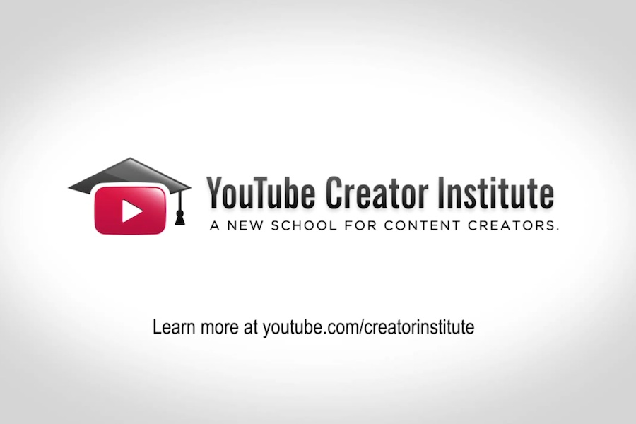 YT creator institute