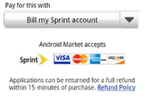 android-sprint-billing