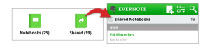 Evernote android_sharednotesbk
