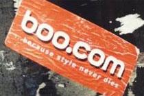 Boo.com sticker
