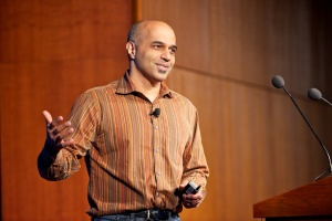 Sunil Paul, Spring Ventures, at Green:Net 2011