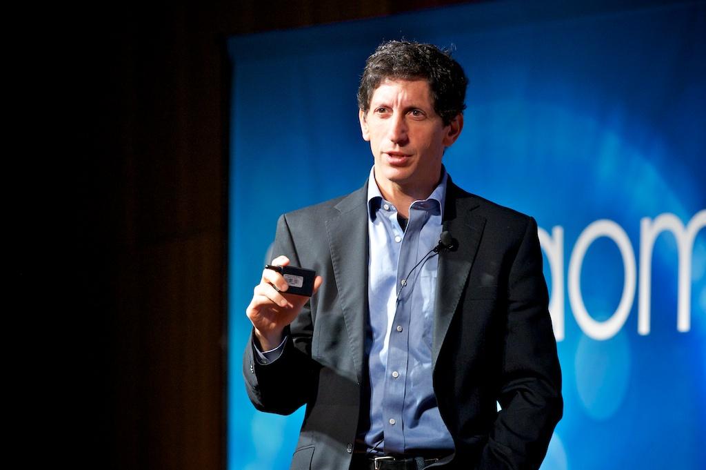 Rob Bernard, Microsoft, at Green:Net 2011