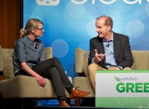 Cleaner Power, Smarter Grids: David Crane, NRG Energy, and Eric Dresselhuys, Silver Spring Networks at Green:Net 2011