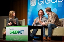 Social Web and the Green Economy: Shelby Clark, RelayRides, and Joe Gebbia, AirBnB at Green:Net 2011