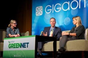 Cleantech Investing Panel: Adam Grosser and Cathy Zoi, Silver Lake Kraftwerk, at Green:Net 2011