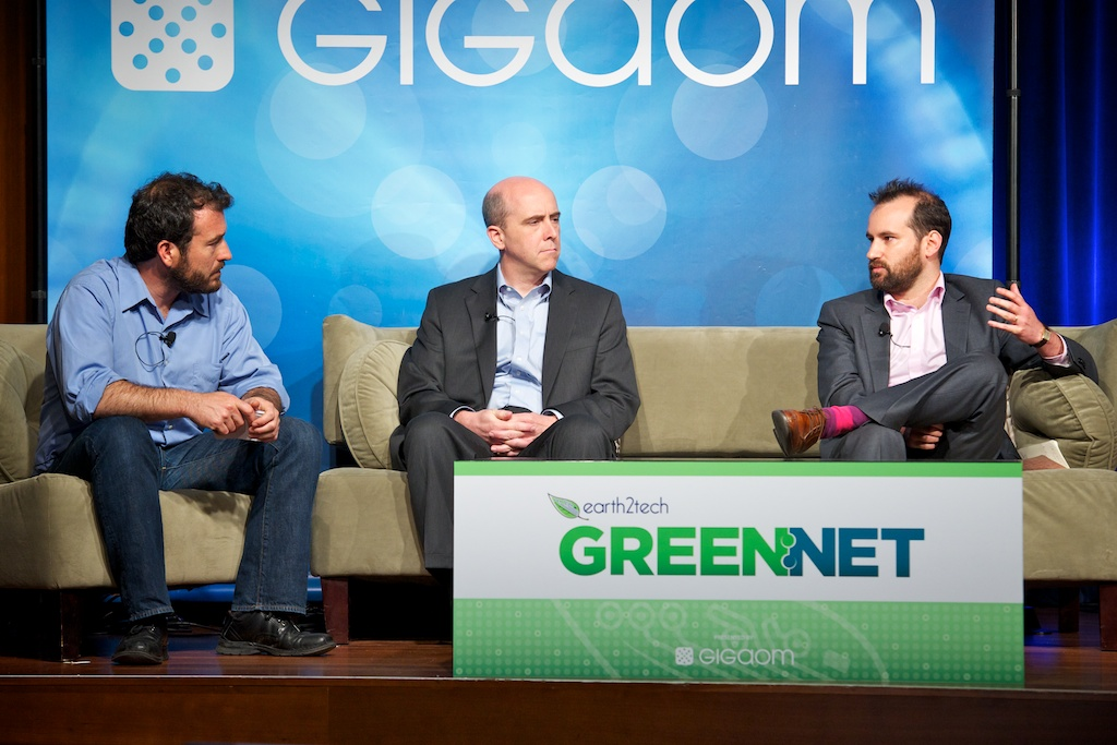 Consumer Panel: Will West, Control4, and Alex Laskey, OPower at Green:Net 2011