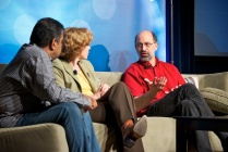 Data Center Panel: Christina Page, Yahoo, and Bill Weihl, Google at Green:Net 2011