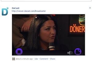 dacast facebook