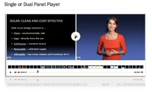 Dual Panel Video + Slide Presentations for Pitches, Corporate Training, & E-Learning | Knoodle