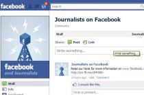Facebook-journalists