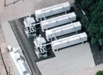 Johnson City Energy Storage by AES Energy Storage