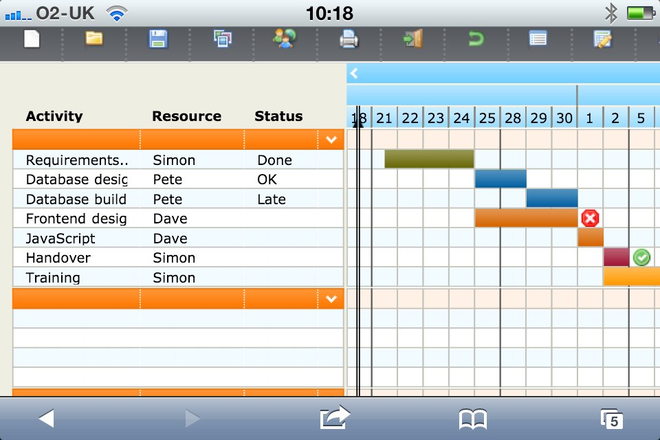 Business Scheduling Tool Tom S Planner Now Ipad Iphone