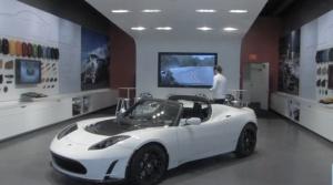 TeslaSantanaStore