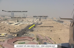 UPS-Dubai-AccidentSite