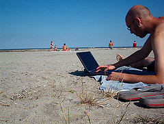 Vacation tips for web workers and freelancers