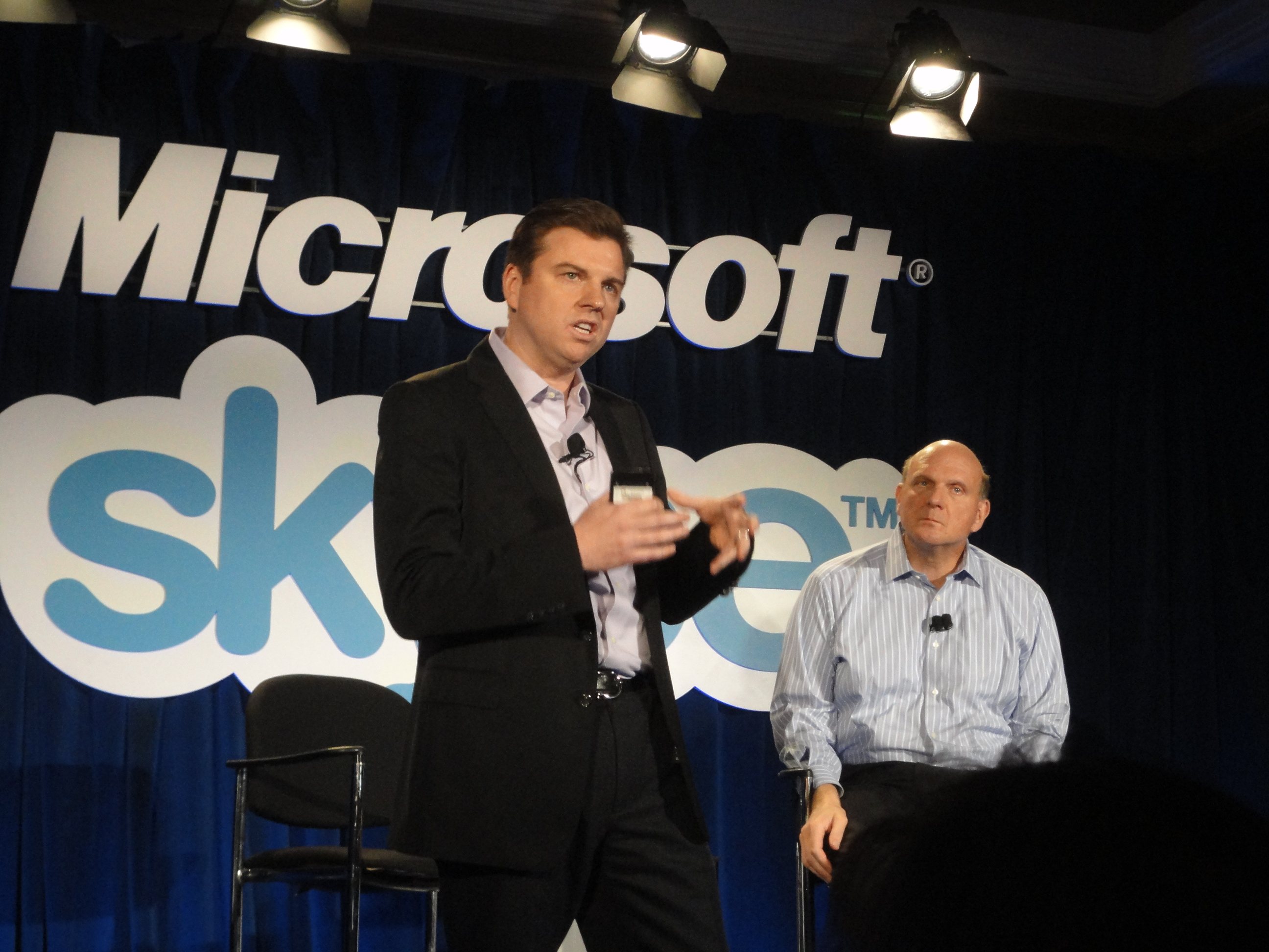 Microsoft Skype Bates