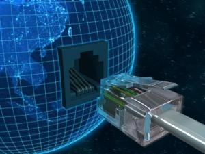 Internet around the world.