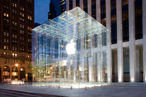 5th Avenue Apple Store
