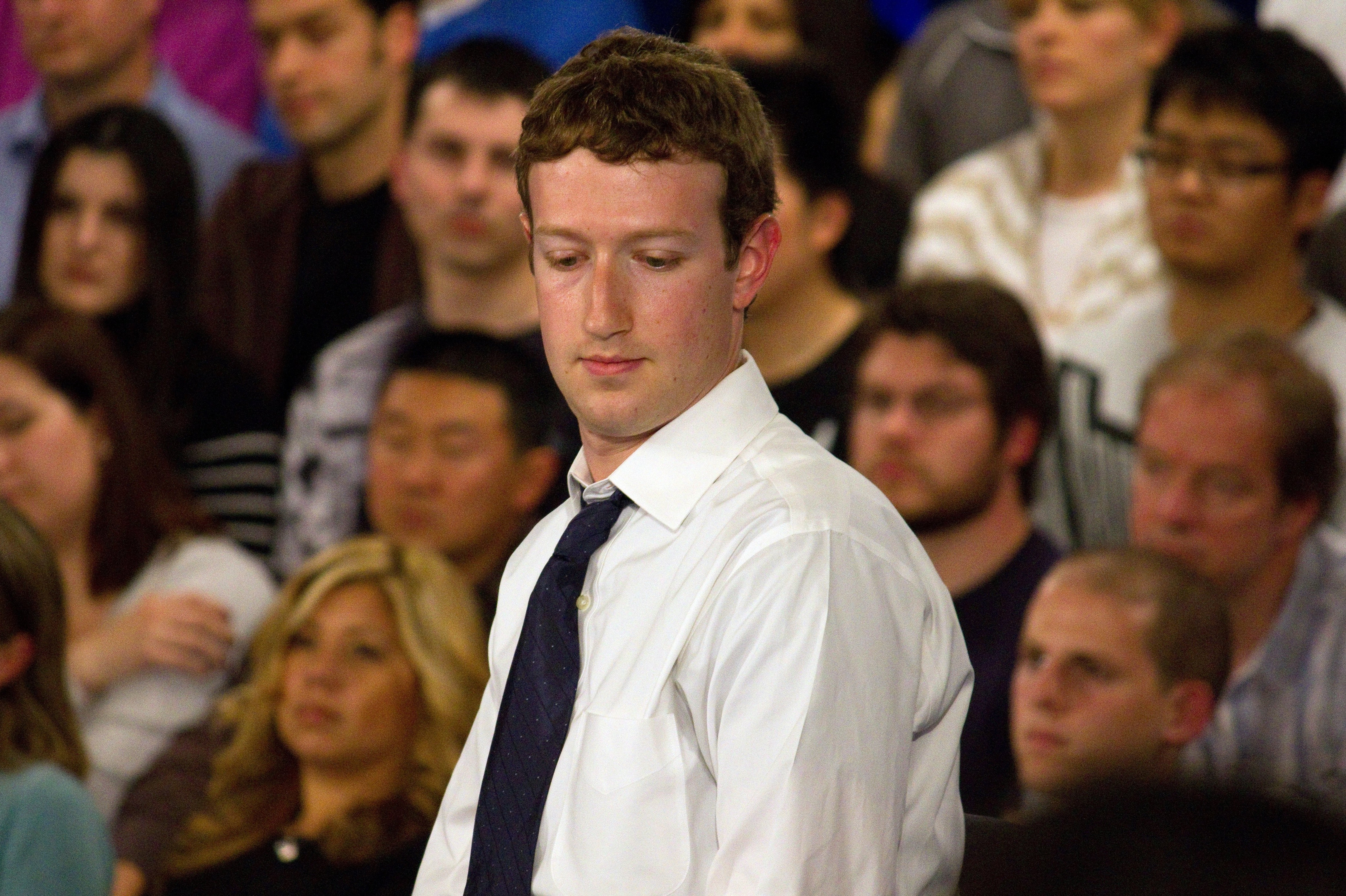 mark zuckerberg april 2011
