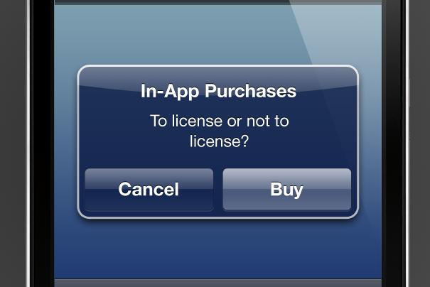in-app-licensing