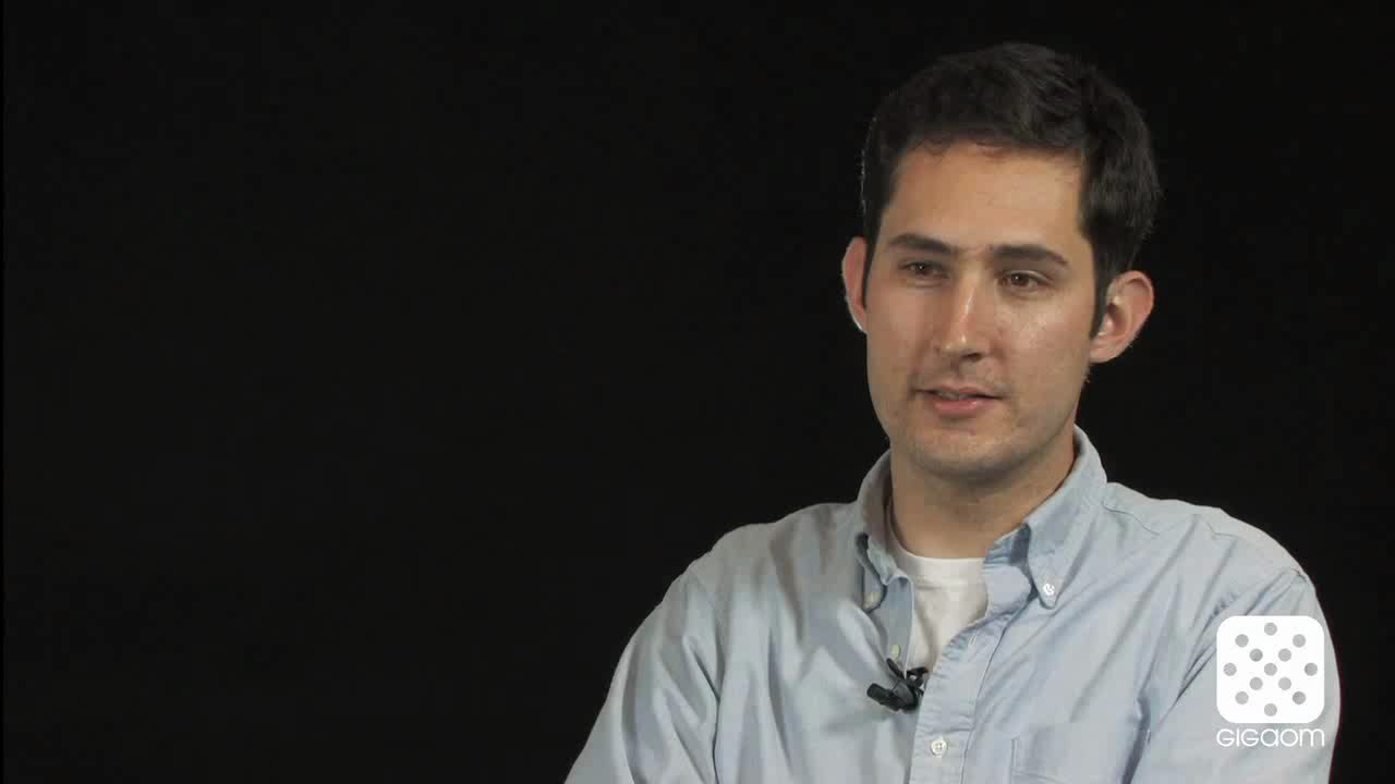 Instagram CEO Kevin Systrom Thumbnail