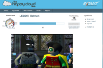 LEGO Batman Loading