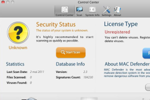 A partial screen from Mac Defender: Not something you want to see on your Mac.