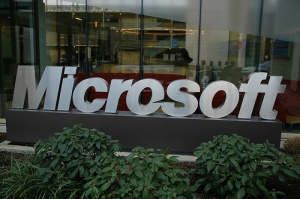 Photo of Microsoft Campus courtesy of Flickr User, Wonderlane under Creative Commons license.