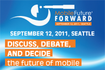 Mobile Future Forward logo image