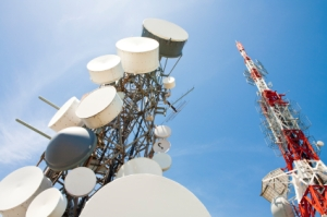 mobile phone and telecommunication towers