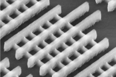 Intel's new 3-D transistors at 22nm.