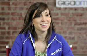 TaskRabbit founder Leah Busque