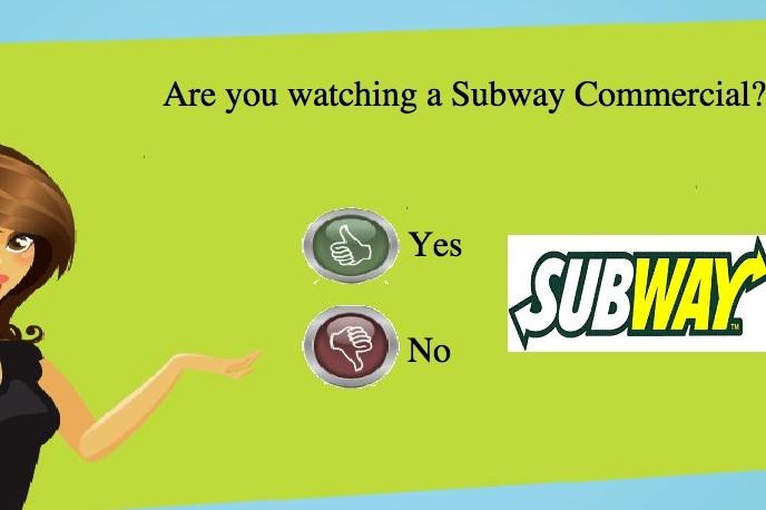 secondscreen subway