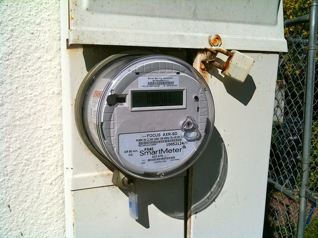 PG&E SmartMeter electrical
