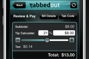 tabbedout