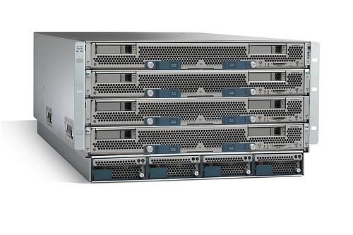 Cisco's UCS server.