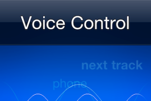 voice control feature
