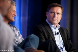 Marten Mickos - CEO, Eucalyptus Systems - Future of Cloud panel at Structure 2011