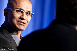 Satya Nadella - President, Server and Tools Business, Microsoft - Structure 2011