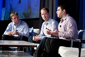 James Urquhart (Cisco), Luke Kanies (Puppet Labs ), Jesse Robbins (Opscode) - Structure 2011