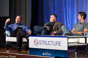 Bernard Golden (HyperStratus), Randy Bias (Cloudscaling), Sam Ramji (Apigee) - Structure 2011