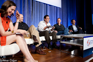Stacey Higginbotham (GigaOM), Barry Evans (Calxeda), Andrew Feldman (SeaMicro),Don Newell (AMD), Omid Tahernia (Tilera) - Structure 2011