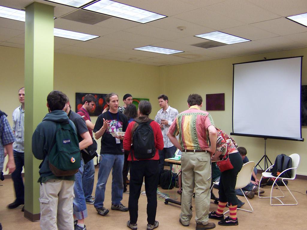 BarCamp Portland