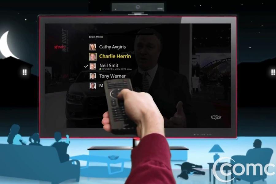 comcast skype