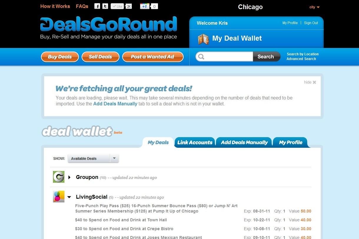 Deal Wallet Screen-wallet