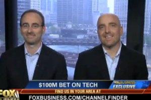 Groupon co-founders Eric Lefkofsky and Brad Keywell: Fox News