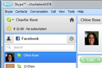 facebook-skype-integration