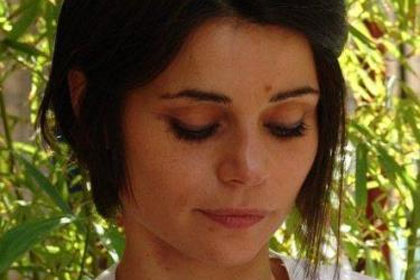 Fake photograph of fictional Syrian blogger Amina Arraf