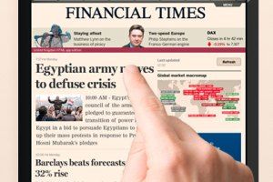 Financial Times HTML5 app